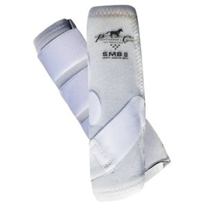 SMB II Boots white
