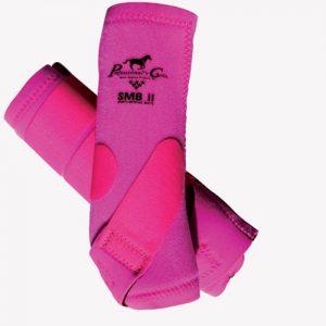 SMB II Boots raspberry