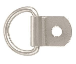 D-Ring Clip, kurz