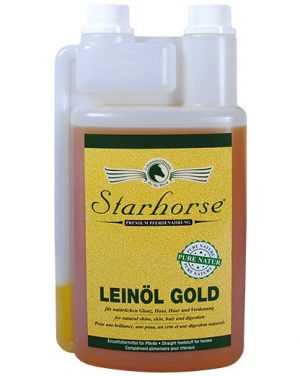Starhorse Leinöl Gold
