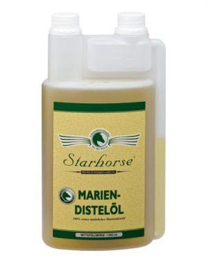 Starhorse Mariendistel Öl