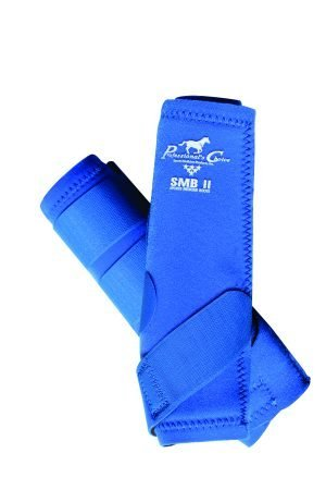 SMB II Boots royal blue